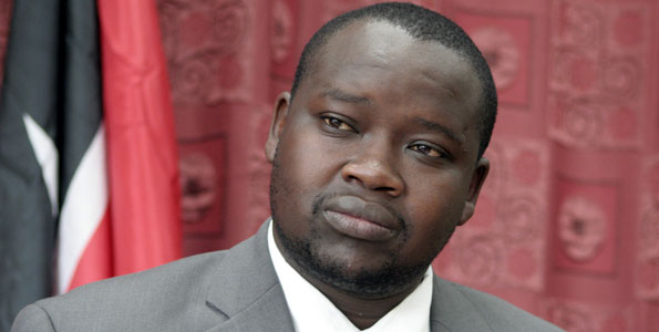 Magerer tells off BETT, says his departure from ODM very INCONSEQUENTIAL