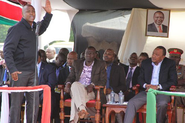 SHOCK: Ruto escaped ROASTING by avoiding a function in Hon Keter's STRONGHOLD Nandi Hills over the weekend