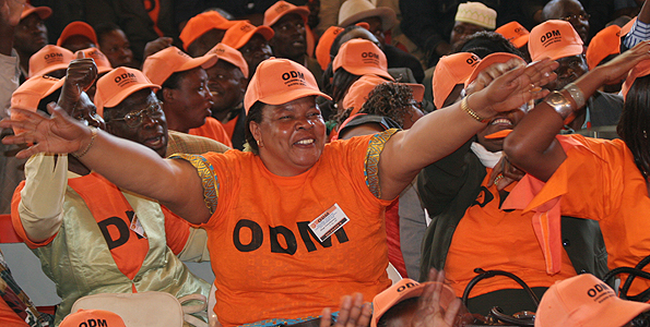 ODM Polls: Why Delegates System Disenfranchises party supporters