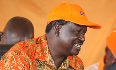I must 'armtwist' Raila Odinga to get this Secretary for Publicity