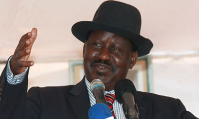 Raila DEPARTURE for USA complicates Uhuru's PROPAGANDA agenda
