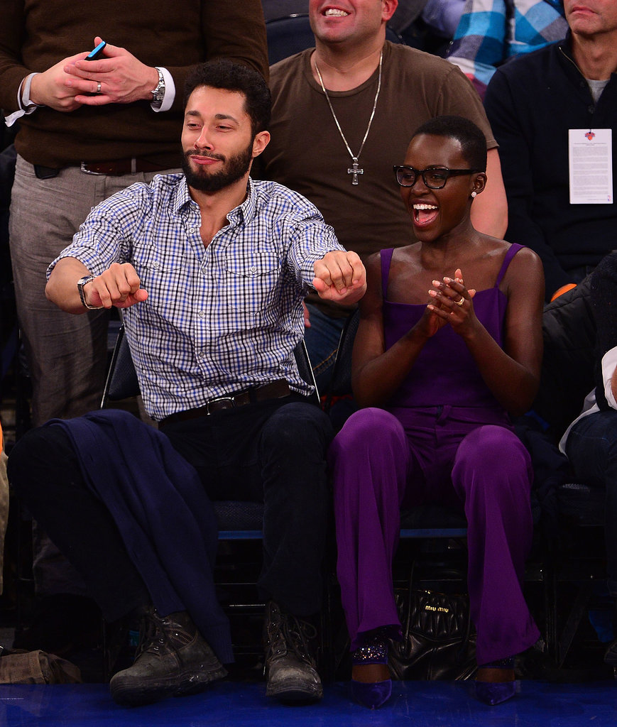Lupita is brainy and FUNNY too, watch her on Craig Ferguson