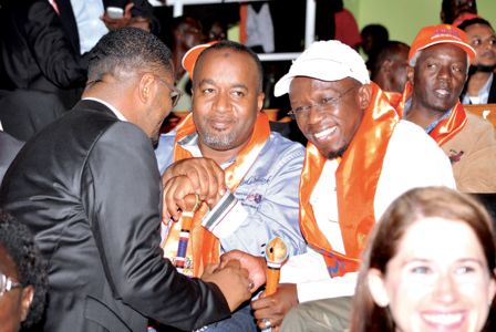 Is Raila REJECTING the could be KINGMAKERS- Ababu, Joho, Nanok?
