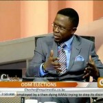 Ababu Namwamba: 'I'd rather Quit Politics than go to bed with Jubilee'