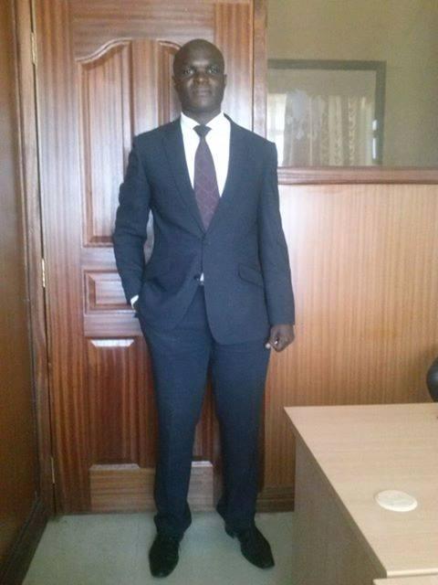 Meet Norman Magaya the NEW CORD secretariat BOSS, replacing Eliud Owalo