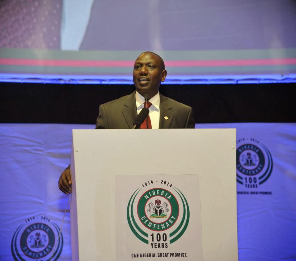 AMAZING: William Ruto's Anti-USA/West SPEECH that got fools TALKING in Nigeria