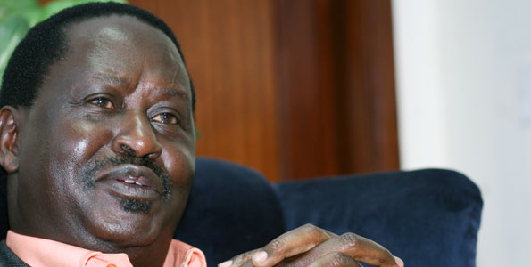 BREAKING: Premier Raila Odinga DENIES he is set to testify in the Hague, terms rumours USELESS PROPAGANDA