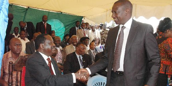 Ruto's BUMPY ride to PRESIDENCY, Raila's role, Mt Kenya mafia and much more…