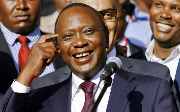 CELEBRATIONS: Uhuru Throws a party for his PR team for the success of WAGE BILL  Propaganda