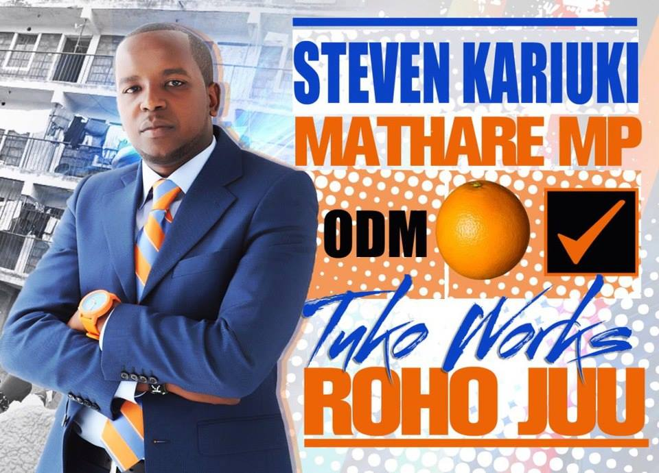 BISHOP MARGRET Wanjiru's son K1 to CARRY ODM flag in the Mathare by election