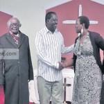 The day Raila Odinga WOWED KIKUYUS in American