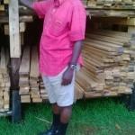 Uhuru should consider this man for a job, hii mambo ya logging itamaliza Mau !