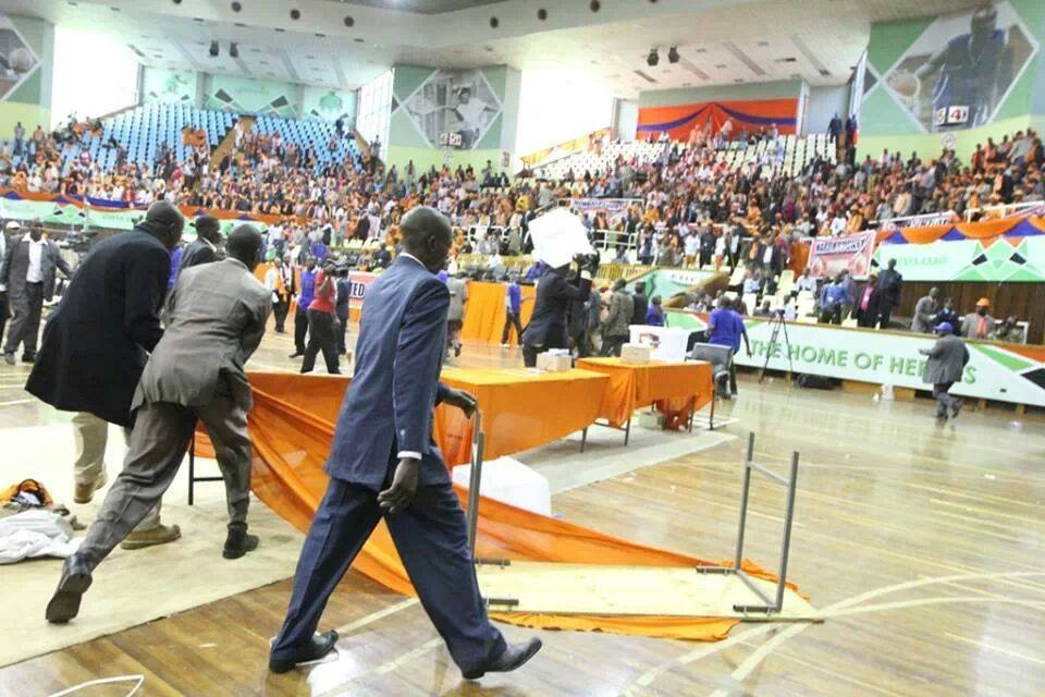 Revealed: ODM Chaos were planned to strengthen the party, this is how. . .