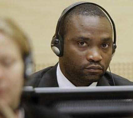 ICC finds DRC warlord guilty, to be jailed later