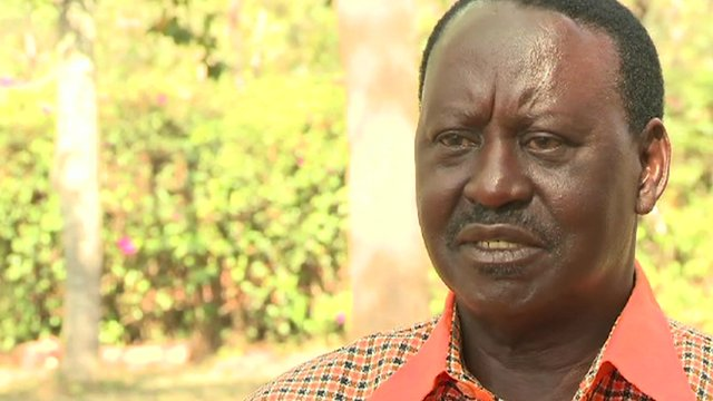 Breaking: Raila to chair seven member ODM committee to organize fresh polls