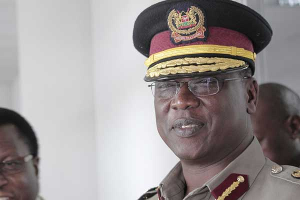 Wainaina: Top police bosses allowing insecurity to show constitution not working