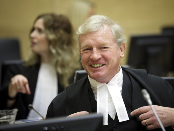 The Hague: Bold female ICC Witness accuse 'White' Ruto Lawyer of lying to court