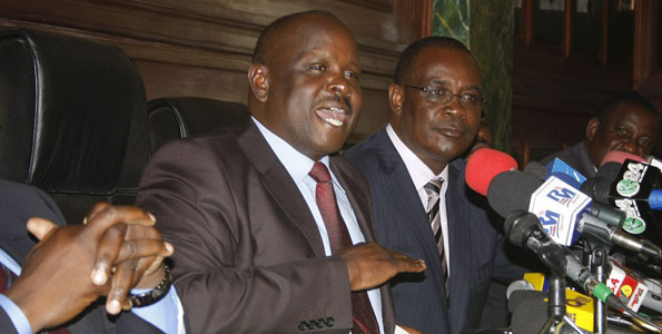 BREAKING: Big blow to Uhuru as Governors resolve to call a REFERENDUM over funds