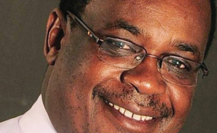 Gov. Kidero raises a Record KSh 13 MILLION for a Girls school in Nyanza
