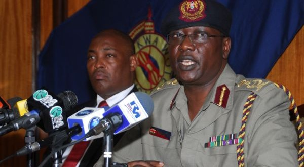 Human rights body win case against IG Kimaiyo Over police appointments
