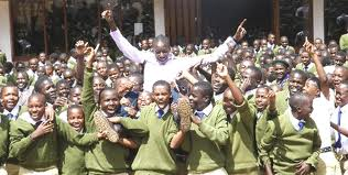 Alliance High School Tops 2013 KCSE