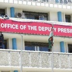 BREAKING NEWS: Drama in DP Ruto's office as head of Procurement sacked