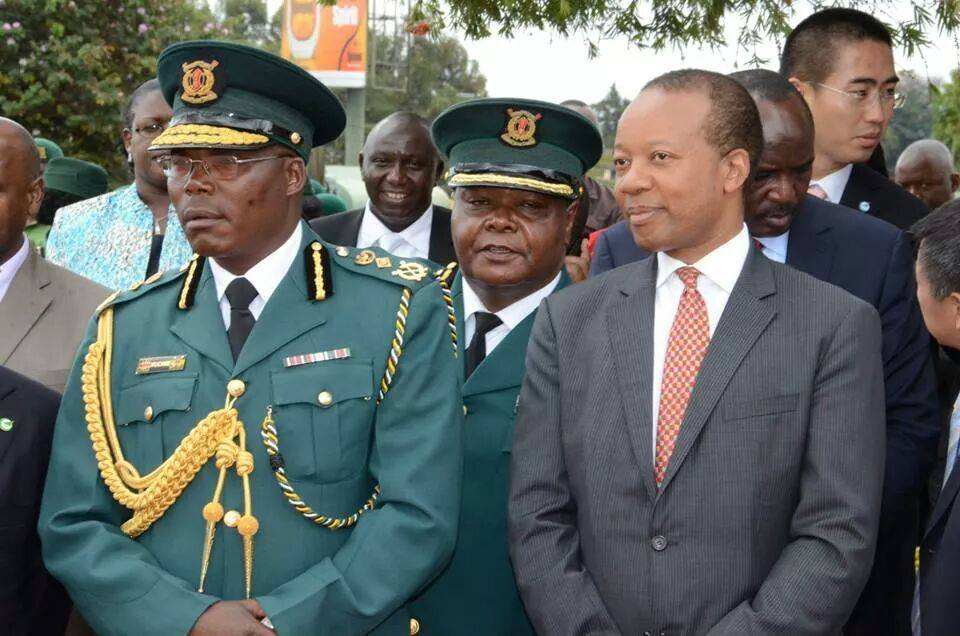 HOW TNA has been silently 'restructuring' National Youth Service and WHY RUGUT had to go