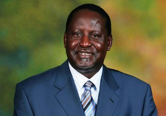 Dr. Raila Odinga endorses Dr. Evans Kidero, Prof Nyong'o confirms and Kajwang' protests