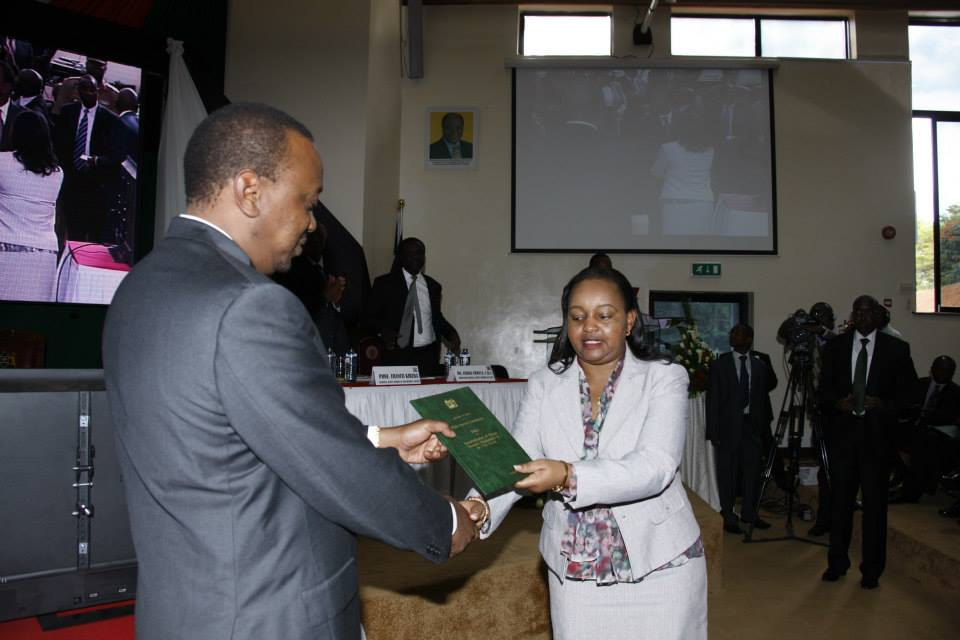 President Kenyatta Launches CIVIL SERVICE framework for counties