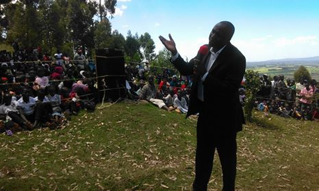 "FIREBRAND hon Keter tells KALENJIN to bring DP Ruto DOWN, he is ""EATING"" alone !"