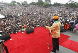 BREAKING: SCARED of Raila's RISING popularity Government cancels all political rallies in the country!