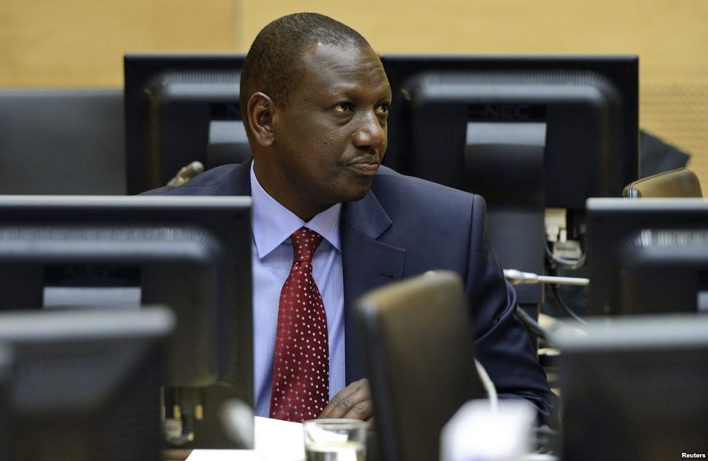 REVEALED: The 8 paid witnesses UNWILLING to Testify against Ruto at the ICC