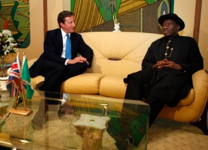'Nigeria unlikely to ask for British troops, but can ask for anything', UK PM Cameron says