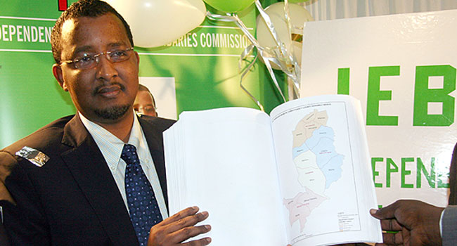 Firm seeks Ksh270 million from IEBC for 'tallying printers' used during 2013 polls