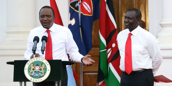 REVEALED:Uhuru is Paying Anglo-leasing to save one of DP Ruto campaign financiers