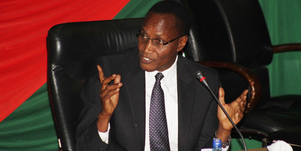 Public Universities move in to save Prof Kaimenyi from students wrath