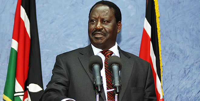 Raila Odinga's return party to be held at KICC next Saturday when he jets back, thousands to attend