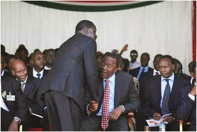 WATCH: Machakos crowds EMBARRASS Gov ALFRED MUTUA  by cheering Raila's call for National Dialogue