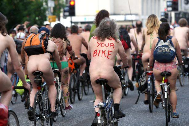 REVEALED: Jubilee government to introduce 'naked' bike rides to woo back tourists