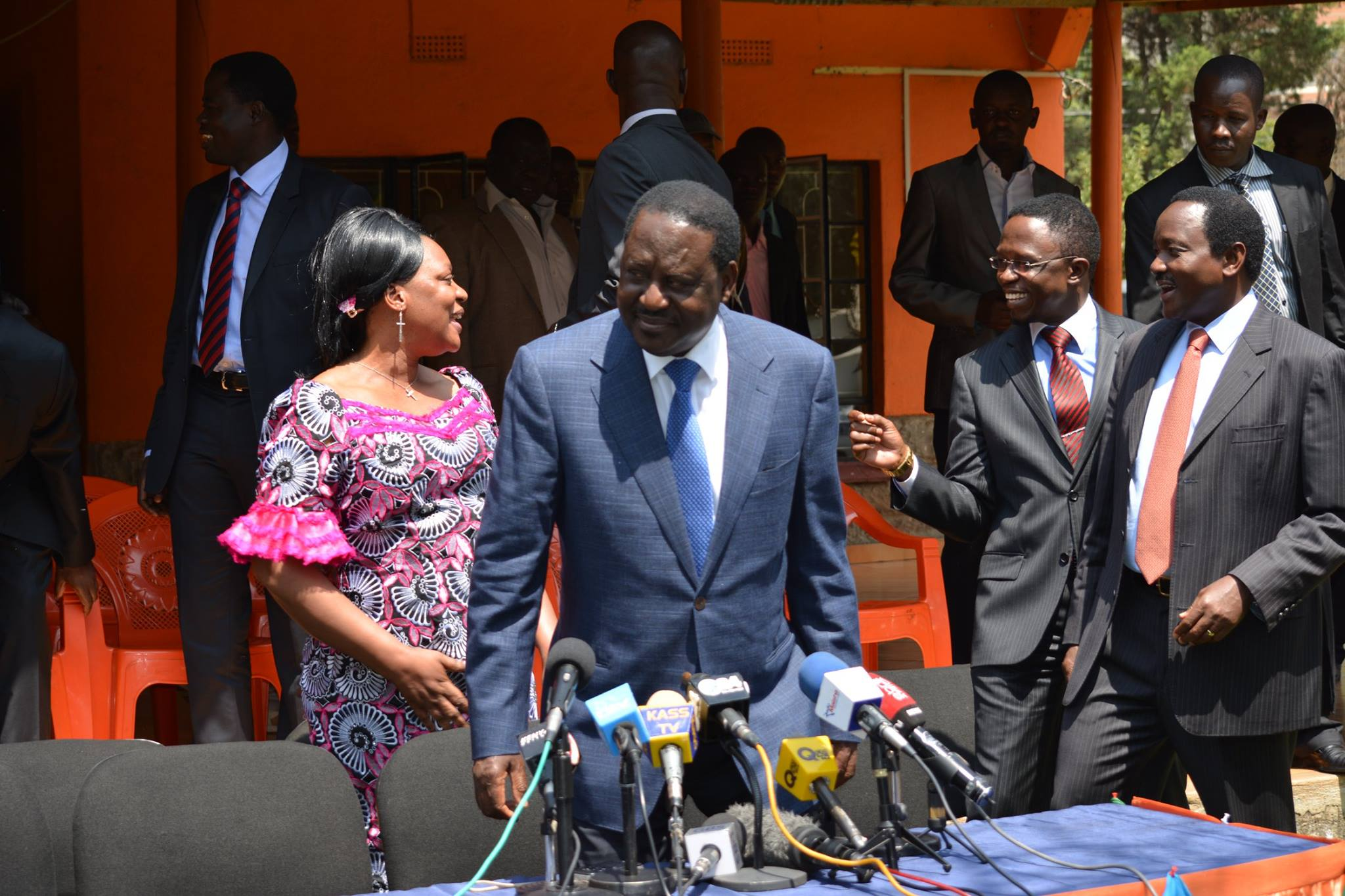 BREAKING NEWS: ALL CORD rallies to go on as planned with ELDORET set for this Friday