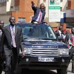 Comparing Raila and Uhuru's RECEPTION in Eldoret puts Jubilee to shame