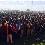 Thousands of MASAI waiting to DIALOGUE with Raila Odinga at Ntulele grounds, Narok County