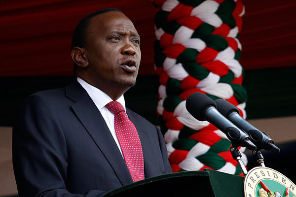 SHAME: Uhuru government FORCED to cancel TENDER of FLYING President's speeches