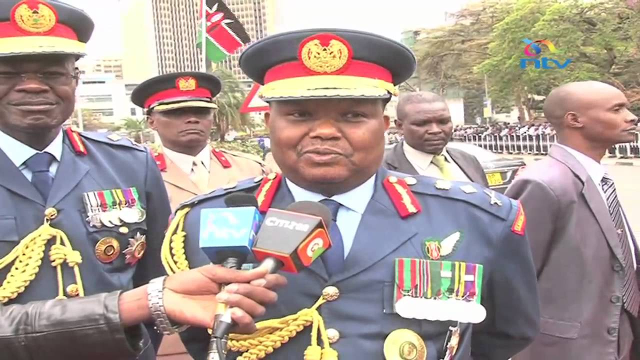 SHOCK: General Karangi says KDF may only recruit DUNDERHEADS as 'bright' recruits not good soldiers