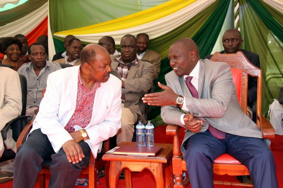 DP Ruto's ally  senator Sang HECKLED in Nandi County over Kalenjin sacking from civil service