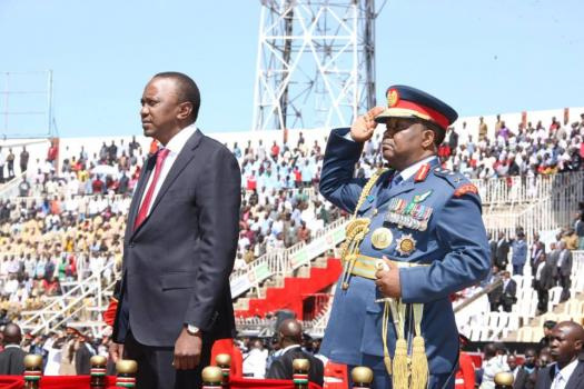 SHOCK: Uhuru tells Ruto's URP supporters 'NO NUSU MKATE', stop abusive language and Jubilee is SOLID.
