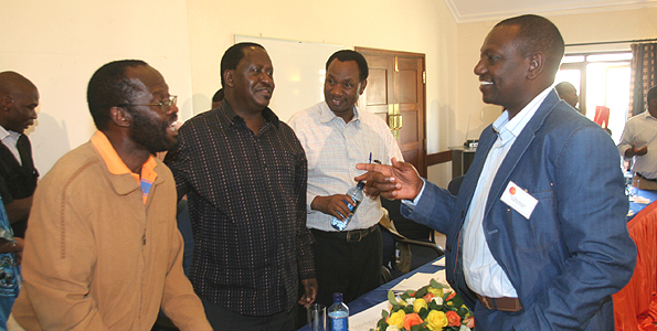 William Ruto 'BUYING TIME' in Jubilee Alliance, reveals Rift Valley politician