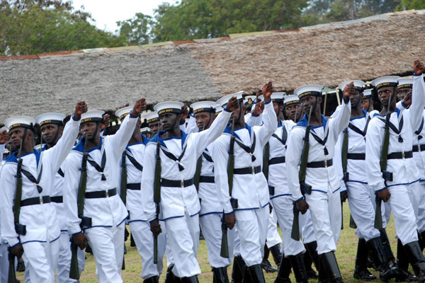SHOCKING: Kenya Navy officers VICTMISED for being LUO?