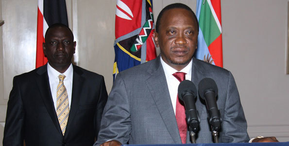Uhuruto CHICKEN OUT and ALLOWS Raila's grand rally in Eldoret to PROCEED