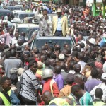 Arap Menjo: The GROUND has SHIFTED, we did NOT import crowds JUST Kalenjins at Raila's Eldoret Rally